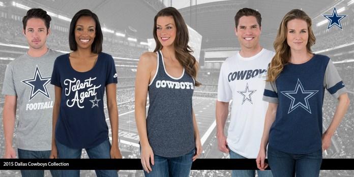 2015 Dallas Cowboys Collection