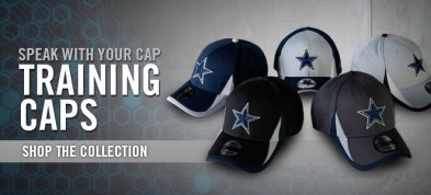 2013 Dallas Cowboys Training Cap Email Ad