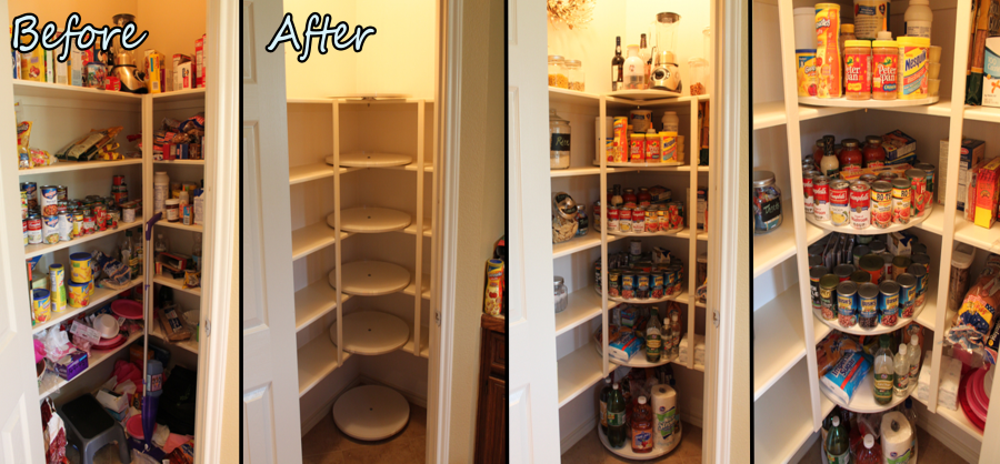 Kitchen Pantry Ideas from Decorchick
