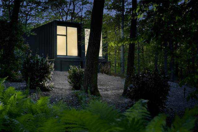 eco friendly container house