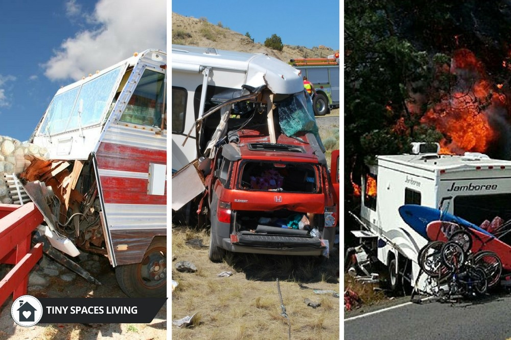 10 Worst Towing Rv Accidents You Need To Avoid Tiny Living