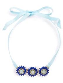 Blue-Flower-Necklace-215x281 Little Girls Skirts, Tops & Accessories