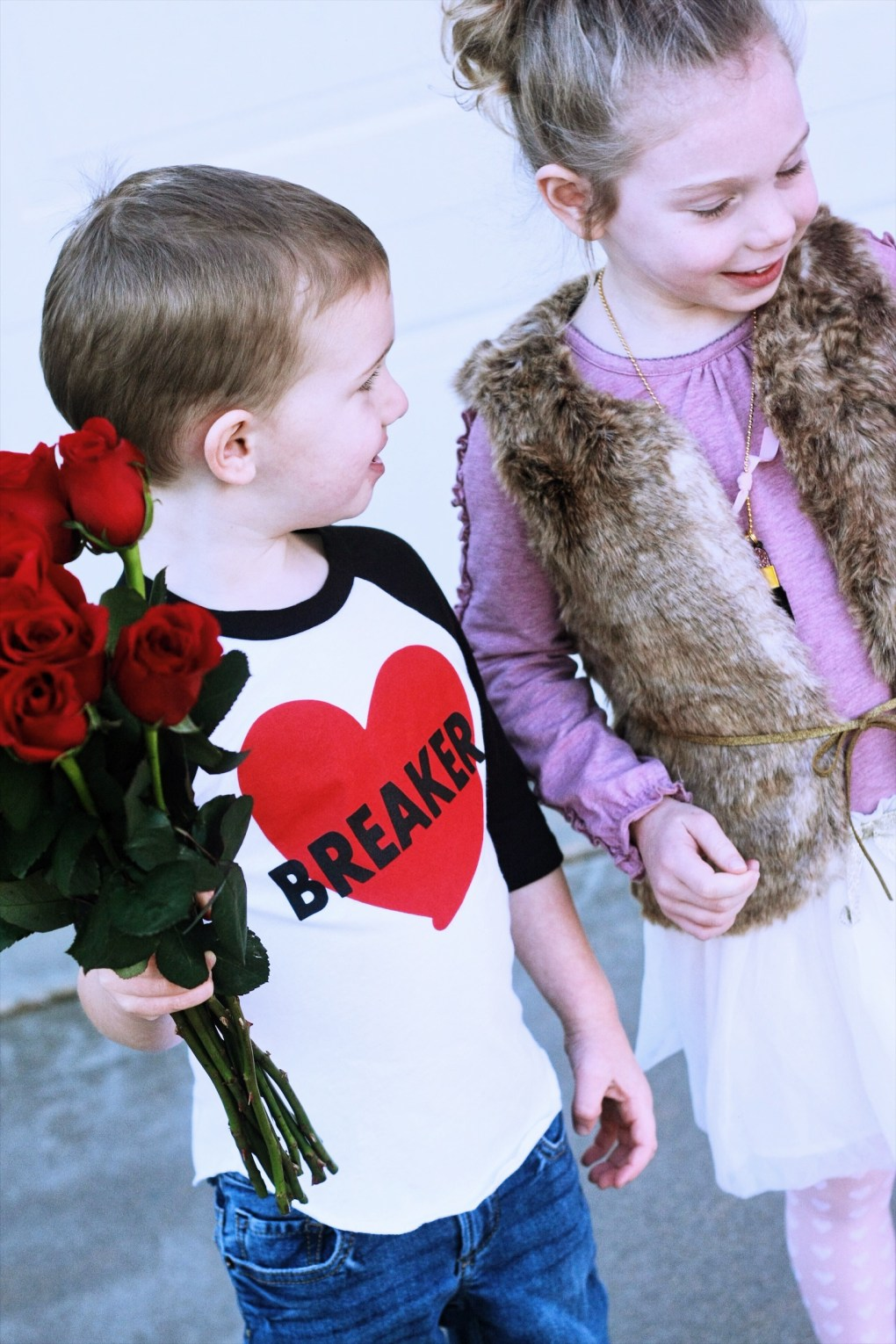 Boys-Valentines-Shirts Boys Valentine's Tees & Accessories