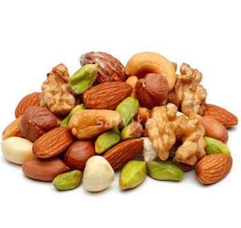 Image of dry fruits