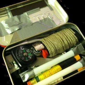 Altoids Sized Survival Kit