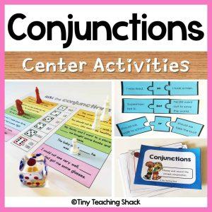 conunctions center activities