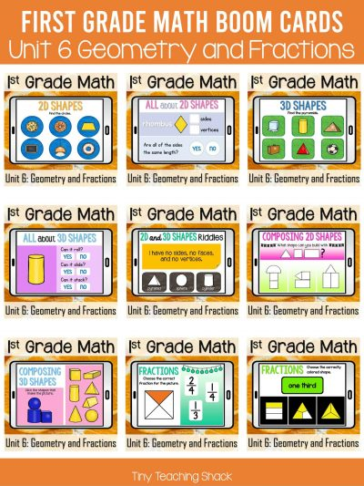 Geometry and Fractions