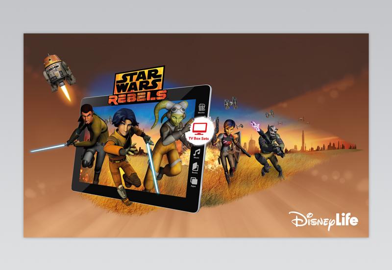 Disney Life Star Wars Rebels