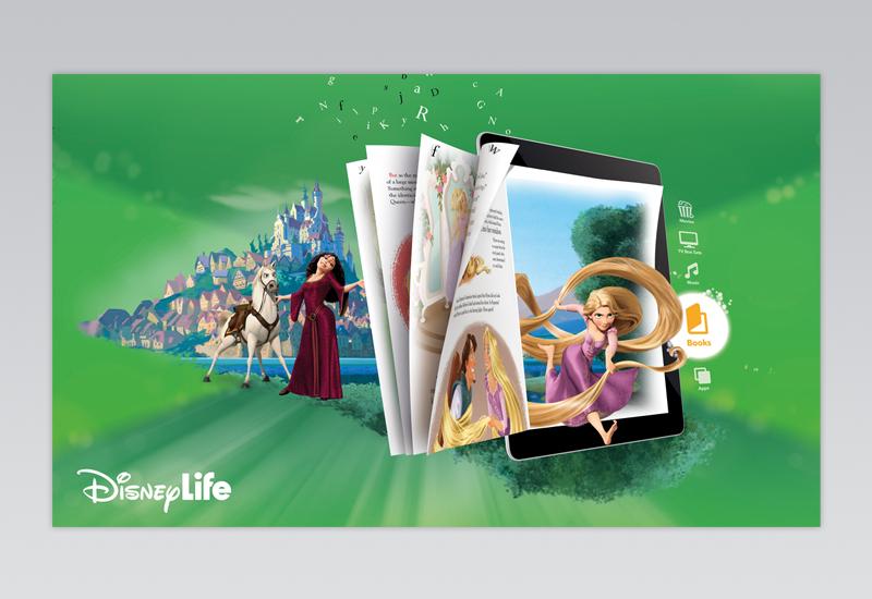 Disney Life Tangled