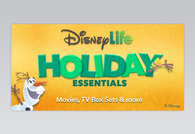 Disney Life Holiday