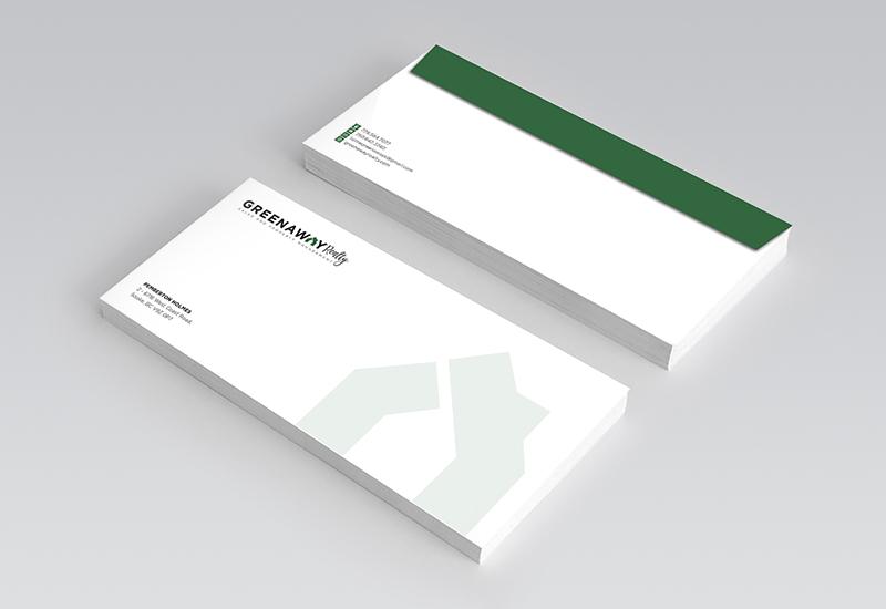 Greenaway Envelope