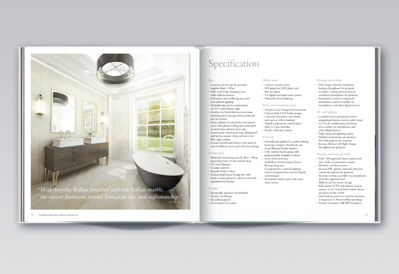 Lucas Design Property Brochure