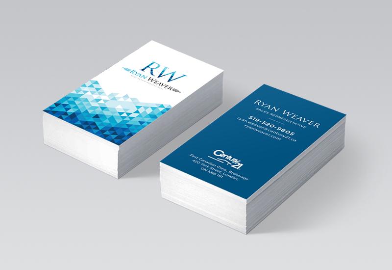 Ryan Weaver Business Cards