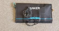 Anker solar panel