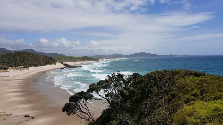 Te Araroa Trail Day 18 - Ocean Beach