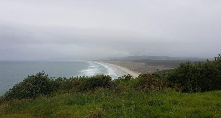 Te Araroa Pakiri beach