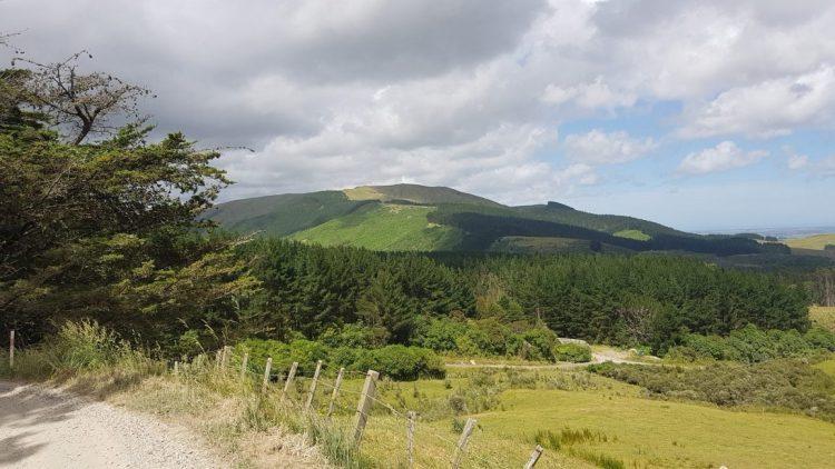 Te Araroa Trail Kahuterawa Recreation area