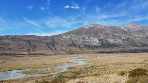 Te Araroa Trail Day 105 - Between Boundary and Carey's hut