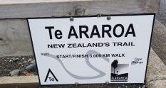 Te Araroa Trail Day 115 - At Bluff