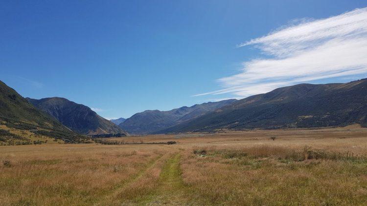 Te Araroa Trail Day 125 - St James's Walkway from Waiau hut to Anne hut