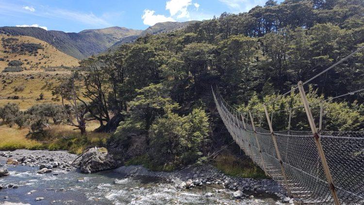 Te Araroa Trail Day 125 - From Anne hut to Rockerby hut