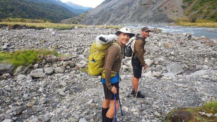 Te Araroa Trail Day 132 - Phil & Mike