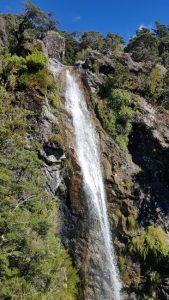 Te Araroa Trail Day 134 - Avalanche Peak track