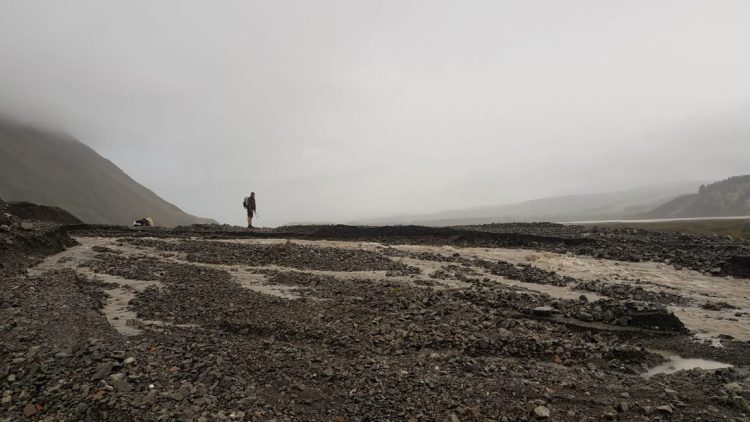 Te Araroa Trail Day 136 - Landslide