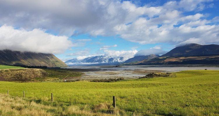 Te Araroa Trail Day 136 - Methven to Comyns hut