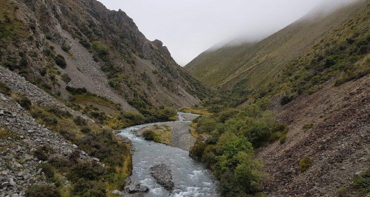 Te Araroa Trail Day 137 - Roundhill Creek to Clent Saddle