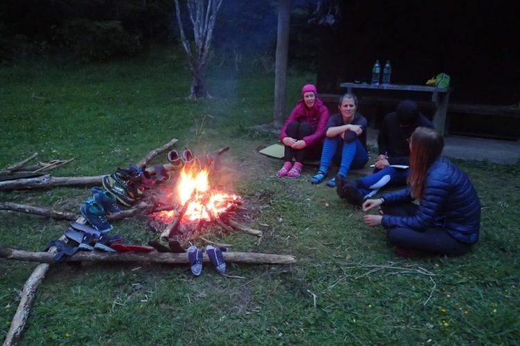 Te Araroa Trail Day 13 - Camp at Russell Walkway Junction