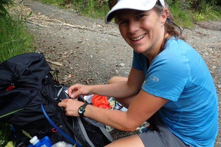 Te Araroa Trail Repairing my pack