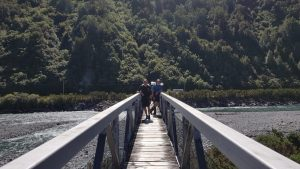 Te Araroa Trail Day 132 - Yay! Morrison's footbridge
