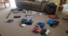 Te Araroa trail Tinytramper gear