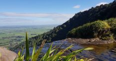 Wairere Falls - Waikato