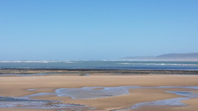 From Northam Burrows to Braunton Burrows