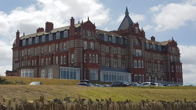 The Headland hotel Newquay