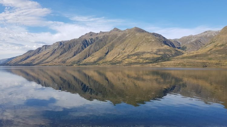 Te Araroa Trail Day 105 - North Mavora Lake