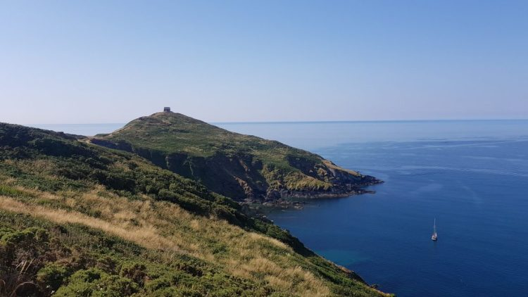 Towards Rame Head