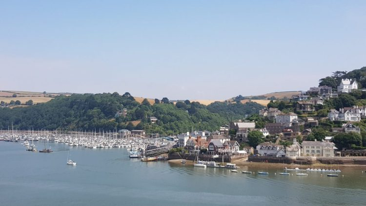 Kingswear, opposite Dartmouth