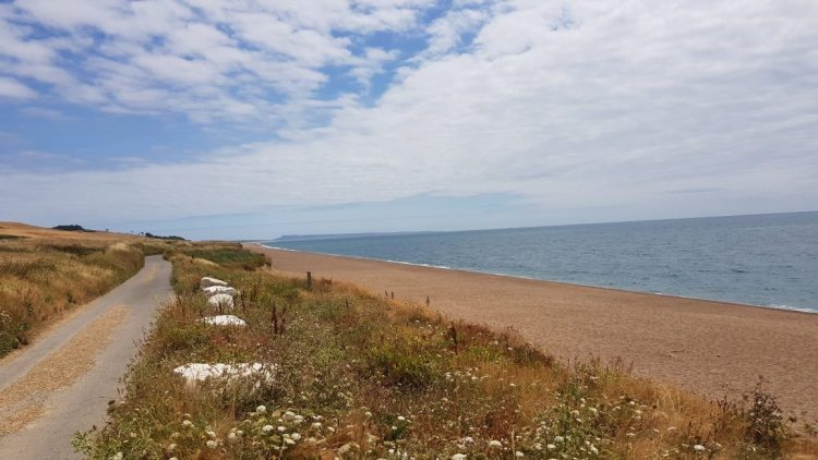 That's a long pebble beach