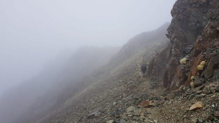Descent Mount Rintoul