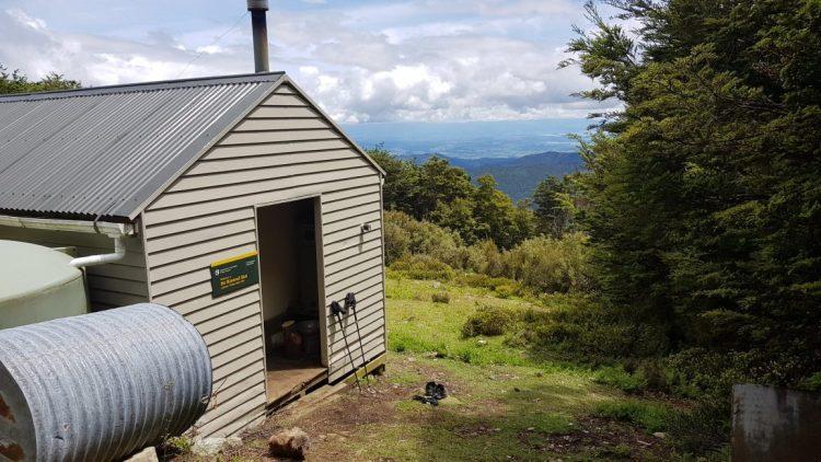 Rintoul hut Richmond Ranges