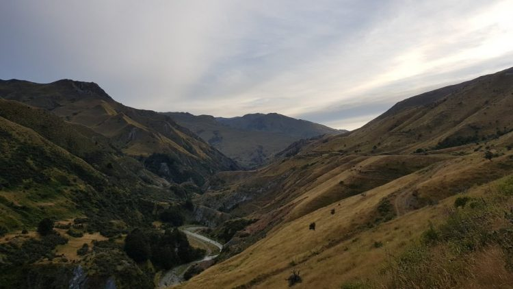 Views of Moke Creek