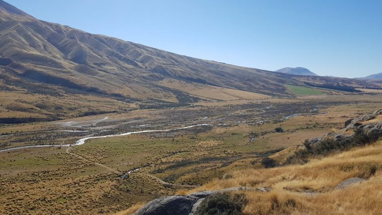 mount Potts Lodge edoras Mount Sunday