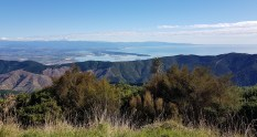 View across the Tasman from Mount Malita