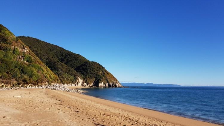 Whariwharangi Bay Abel Tasman National Park