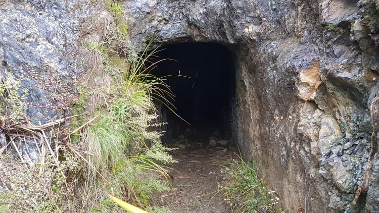 Disused chromite mine
