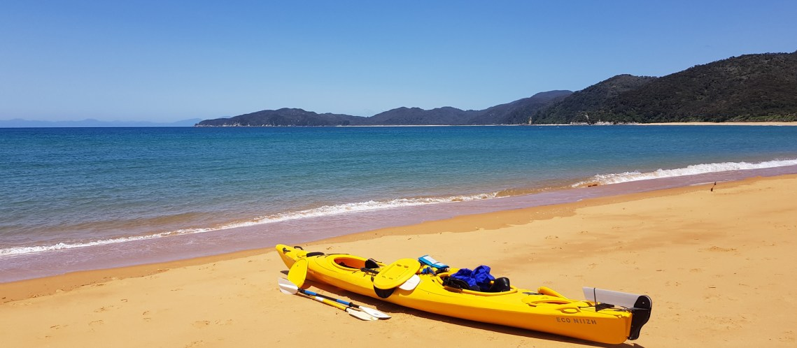 Sea Kayaking the Abel Tasman National Park