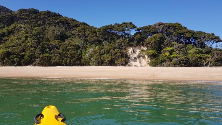 Waiharakeke Bay Abel Tasman Nartional Park